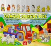 Cover of: Farmyard Counting Book (Board Register Books) by Lorna Read
