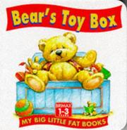 Cover of: Bear's Toy Box (Big Little Fat Books) by Lorna Read