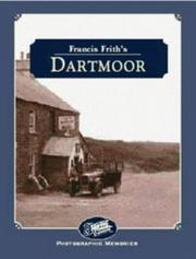 Cover of: Francis Frith's Around Dartmoor | Martin Dunning