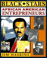 Cover of: African American Entrepreneurs (Black Stars) | Jim Haskins