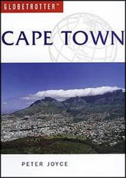 Cover of: Cape Town Travel Guide | Globetrotter