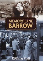 Cover of: Memory Lane Barrow (Memory Lane) | Bill Myers