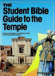 Cover of: The Jerusalem Temple (Essential Bible Reference) | Robert Backhouse