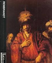 Cover of: Rembrandt (Great Painters Collection) | Parkstone