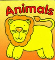 Cover of: Animals (Board Books) | David Crossley