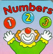 Cover of: Numbers (Board Books) | David Crossley