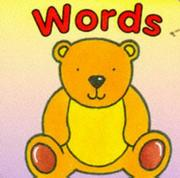 Cover of: Words (Board Books) | David Crossley