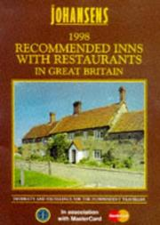 Cover of: Johansens 1998 Recommended Inns With Restaurants | Johansens