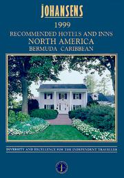 Cover of: Johansens 1999 Recommended Hotels and Inns | Johansens