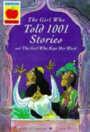 Cover of: The Girl Who Told 1001 Stories (Orchard Myths) | Pomme Clayton