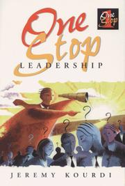 Cover of: One Stop Leadership (One Stop) | Jeremy Kourdi