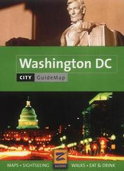 Cover of: Washington DC | Z Guides
