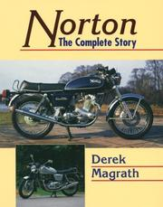 Cover of: Norton by Derek Magrath