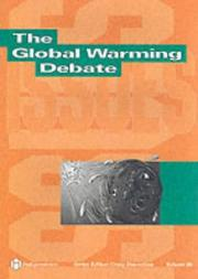 Cover of: The Global Warming Debate | Craig Donnellan