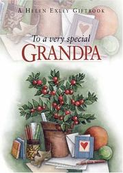 Cover of: To a Very Special Grandpa (To Give and to Keep) by Helen Exley