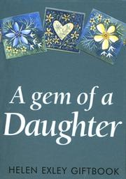 Cover of: A Gem of a Daughter (Jewels) by Helen Exley