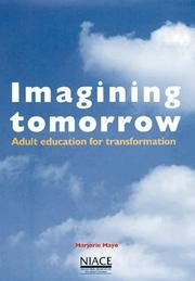 Cover of: Imagining tomorrow by Marjorie Mayo