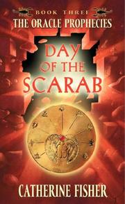 Cover of: Day of the Scarab | Catherine Fisher