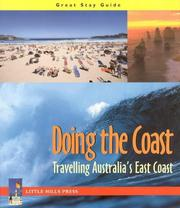 Cover of: Doing the Coast (Great Stay Guide) | Little Hills Press