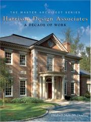 Cover of: Harrison Design Associates (Master Architect Series) by Elizabeth Meredith Dowling