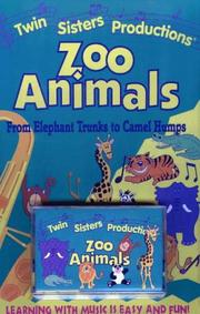 Cover of: Zoo Animals | Kim Mitzo Thompson