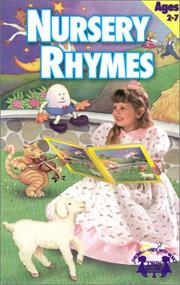 Cover of: Nursery Rhymes by Kim Mitzo Thompson