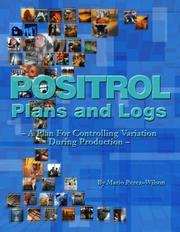 Cover of: Positrol Plans and Logs | Mario Perez-Wilson