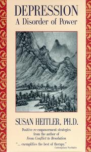 Cover of: Depression | Susan, Ph.D. Heitler