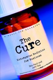 Cover of: The Cure by Jeff Cox