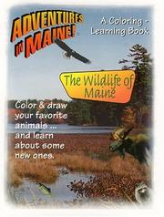 Cover of: Wildlife of Maine by John Crowder