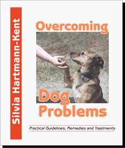 Cover of: Overcoming Dog Problems | Silvia Hartmann