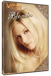 Cover of: Mystique Blondes Photo Book | Mystique Magazine