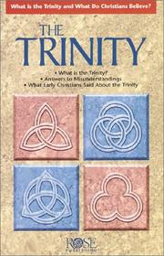 Cover of: The Trinity | Rose Publishing