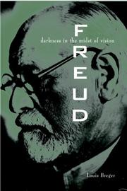 Cover of: Freud | Louis Breger
