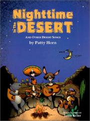 Cover of: Nighttime in the Desert | Patty Horn
