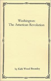 Cover of: Washington | Kirk Wood Bromley