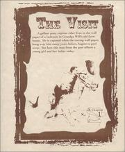 Cover of: The Visit by Donna Guthrie