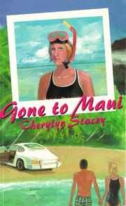 Cover of: Gone to Maui | Cherylyn Stacey