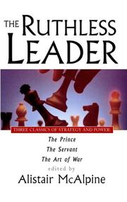Cover of: The Ruthless Leader | Alistair McAlpine