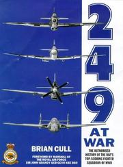 Cover of: 249 at war by Brian Cull