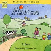"Cover of: Asthma (Talking It Through) | ""Althea"""