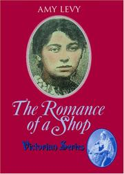 Cover of: Romance of the Shop by Amy Levy