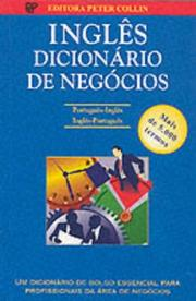 Cover of: Portuguese Pocket Business Dictionary by Peter Collin