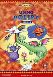 Cover of: Using Poetry 1/2 (Developing Literacy Skills) | Frances Mackay