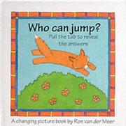 Cover of: Who Can Jump? | Ron Van Der Meer