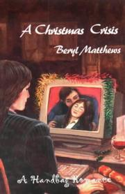 Cover of: A Christmas Crisis | Beryl Matthews