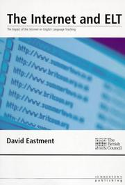Cover of: Internet and Elt | David Eastment