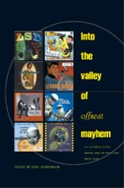 Cover of: Into the Valley of Offbeat Music by Dave Henderson