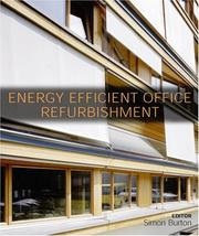 Cover of: Energy Efficient Office Refurbishment | Simon Burton