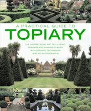 Cover of: A Practical Guide to Topiary by Jenny Hendy